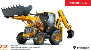 Kurs operatora maszyn budowlanych - koparki jednonaczyniowej, koparkoładowarki, ładowarki jednonaczyniowej