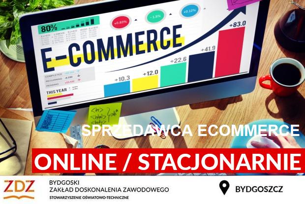 Sprzedawca ecommerce - online / stacjonarnie