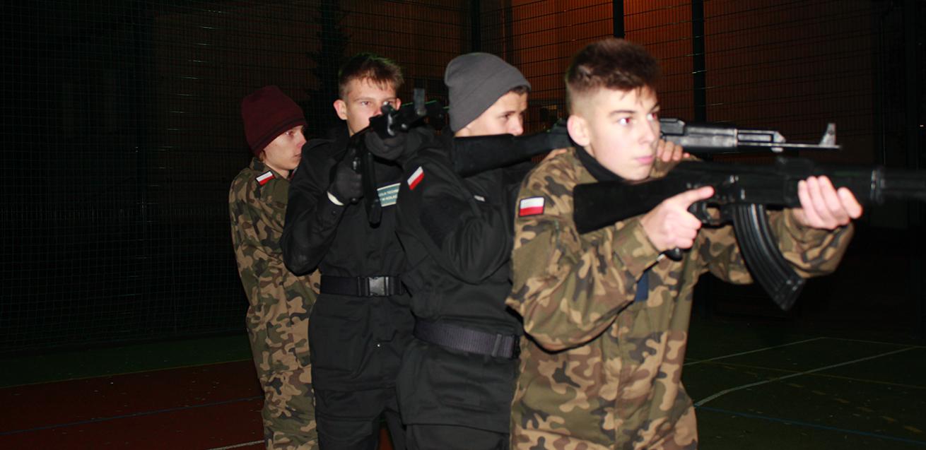 Mundurowa Szkoła Techniczna w Kołaczkowie