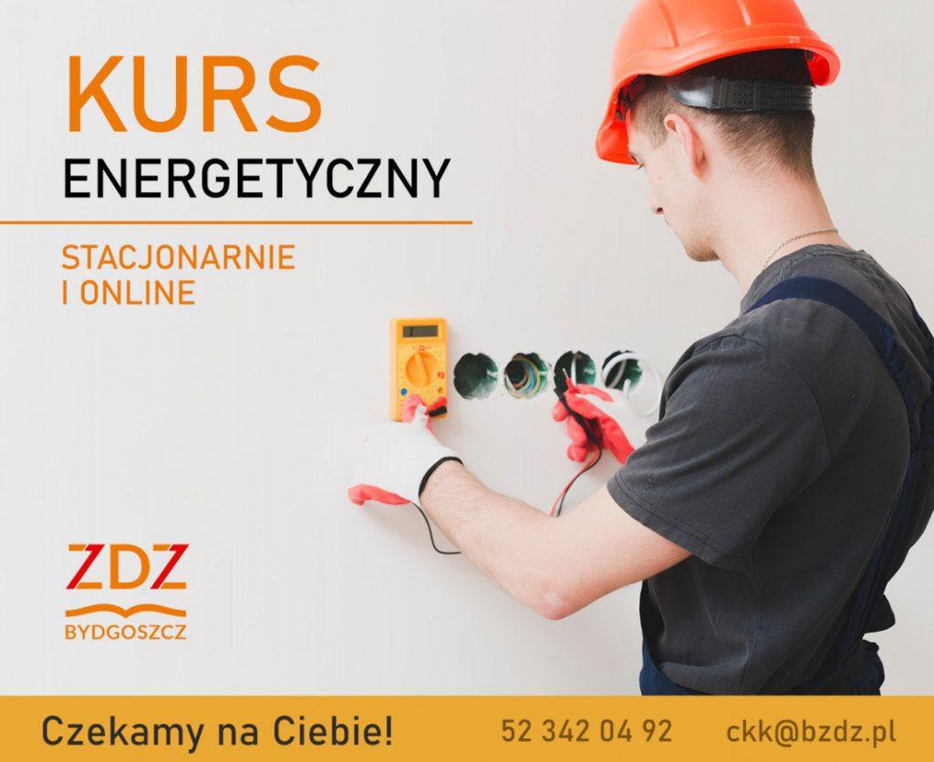 Kurs energetyczno-elektryczny, szkolenie + egzamin ONLINE